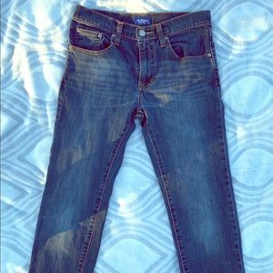 EUC Arizona Flex Skinny Blue Jeans 30x32